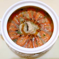 瑶柱海鲜粥