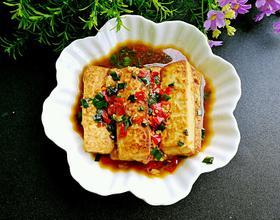 煎豆腐[图]