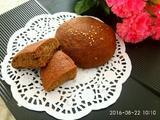 玫瑰混糖月饼的做法[图]
