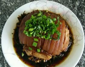 家常梅菜扣肉