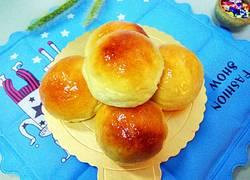 南瓜小餐包(汤种法)
