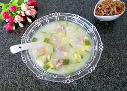 翠衣月饼粥