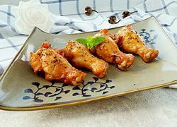 蜜汁酱烤鸡腿