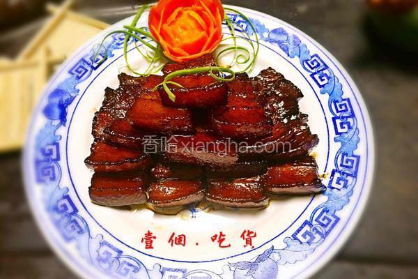 外婆家外婆红烧肉_外婆红烧肉的做法_菜谱_香哈网