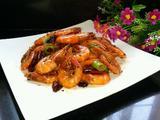 香辣干锅虾的做法[图]