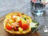 菠萝虾球的做法[图]