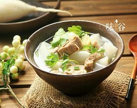 清炖牛肉萝卜汤[图]