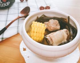 海带排骨汤[图]