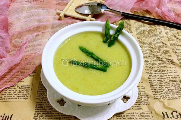 法式芦笋浓汤