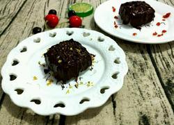 巧克力冰皮月饼