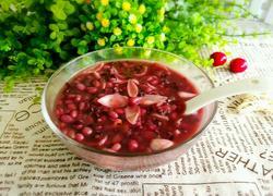 黑米红豆百合粥