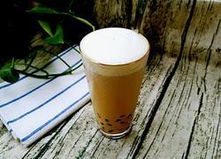珍珠奶茶#年夜饭甜品