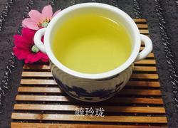 生姜葱须白萝卜汤