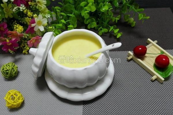 奶油玉米浓汤