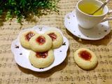 草莓酱曲奇饼干的做法[图]