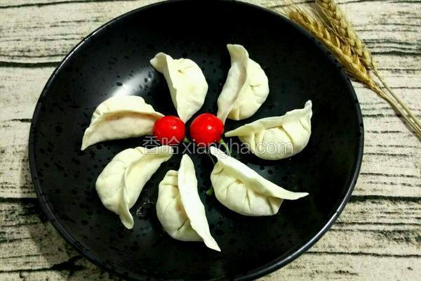 胡萝卜素馅水饺