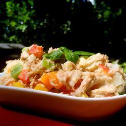 吞拿鱼土豆沙拉