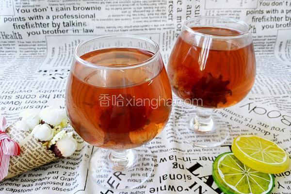 洛神金莲花茶