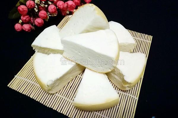 电饭锅棉花蛋糕