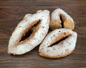 法式面包之--帕玛森核桃面包
