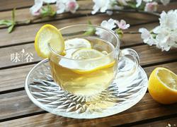 冰糖柠檬茶