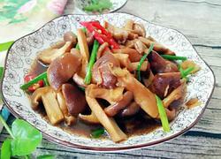 红烧鲜香菇