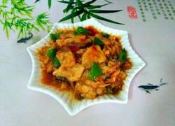 红烧草鱼片