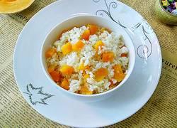 金瓜糯米饭