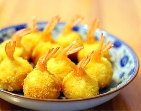 黄金虾球[图]