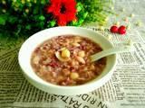 莲子百合红豆粥的做法[图]