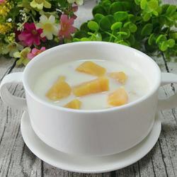牛奶番薯糖水