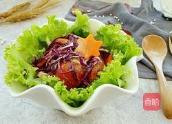 减肥蔬菜沙拉食谱图片