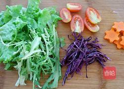减肥沙拉的做法食谱图片