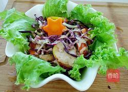 减肥沙拉食谱图片