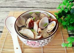 花甲香菇汤