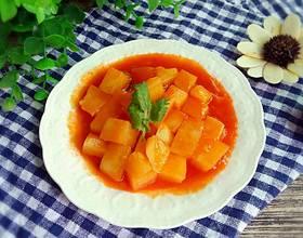 番茄酱土豆丁[图]