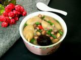 花生猪脚汤的做法[图]