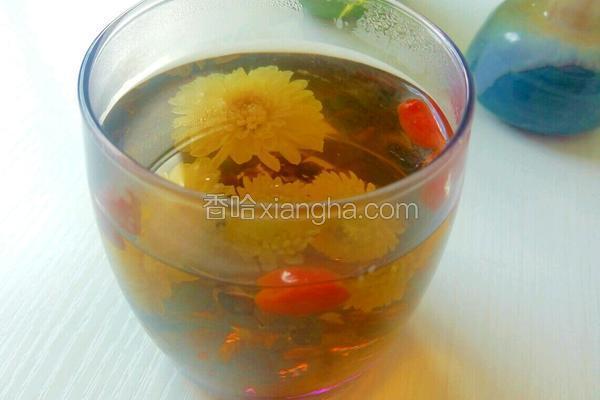 甜菊大麦茶