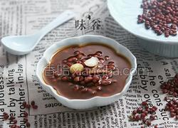 红豆莲子百合糖水