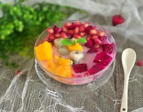 水果汤圆[图]