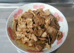 瘦肉炒猪肝小肠