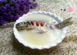 清炖鲫鱼汤
