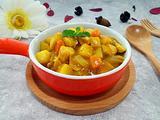 咖喱土豆鸡块的做法[图]