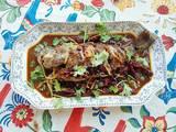 川味豆豉鱼的做法[图]
