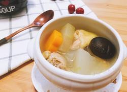 香菇冬瓜鸡汤