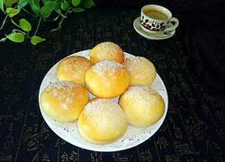 杏仁椰蓉小餐包