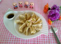 冬瓜虾仁馅饺子
