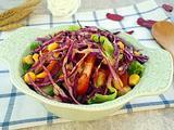 紫甘蓝沙拉的做法[图]