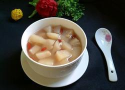 川贝雪梨汤
