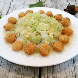 炒圆白菜的做法[图]